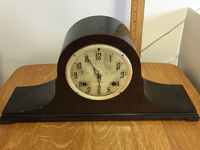 New Haven Mantel Clock