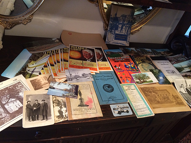Estate Memorabilia and Ted Williams Photograph