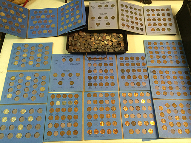 Coin Collection Lot