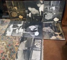 Westmoreland Glass Factory Photographs
