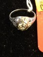 Estate Platinum Antique Diamond Ladies Ring