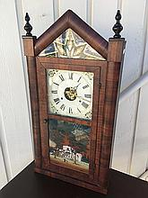 Seth Thomas OG Steeple Top Shelf Clock