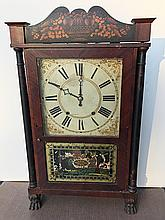 George Mitchell Shelf Clock