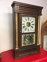 J.C. Brown Empire Shelf Clock