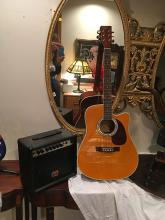 Acoustic/Electric Guitar & Amp - St. Jude