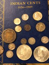 Lot 1: Estate Coin Collection