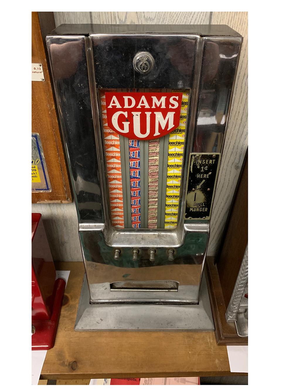 Vintage Adams Gum Dispenser