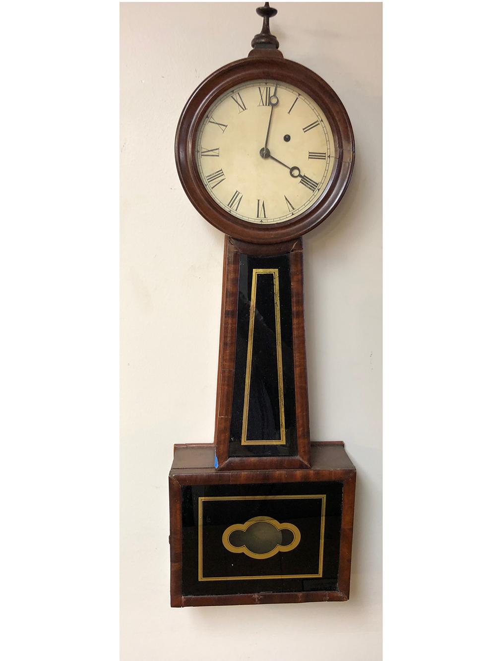Tift Style Banjo Clock