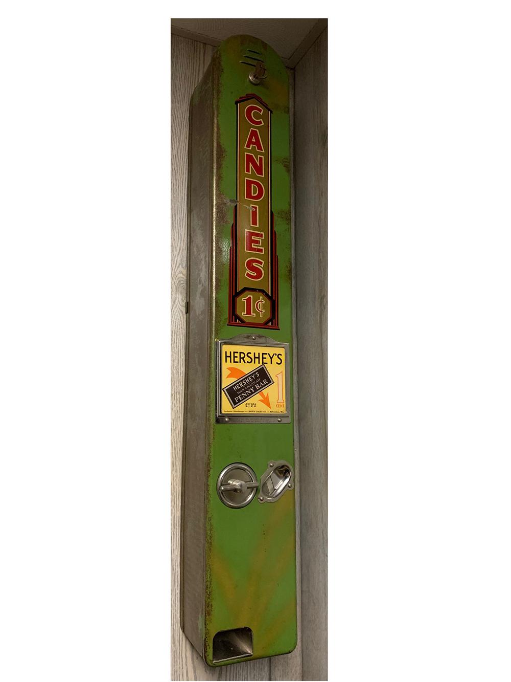 1 Cent Candy Dispenser
