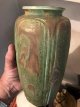 Lot 22: Hampshire Pottery Vase