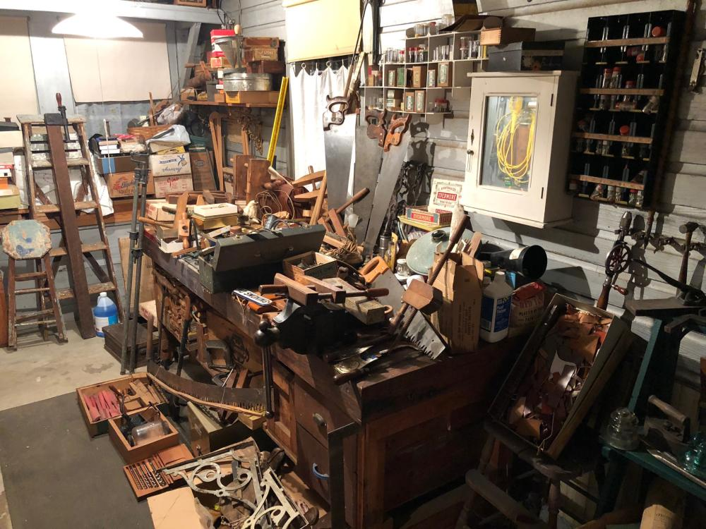 Estate Tool Room Lot