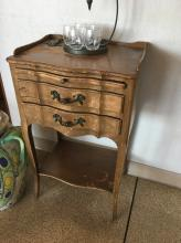 Lot 27: French Wine Table