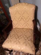 Lot 34: Chippendale Armchair, Corner Stand