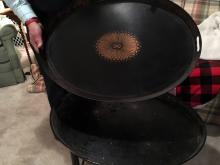Lot 35: Vintage Tray Table