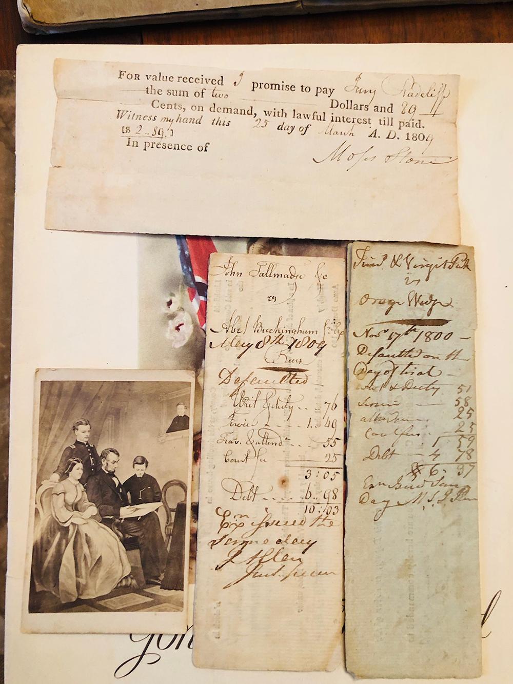 Lincoln and Civil War Memorabilia