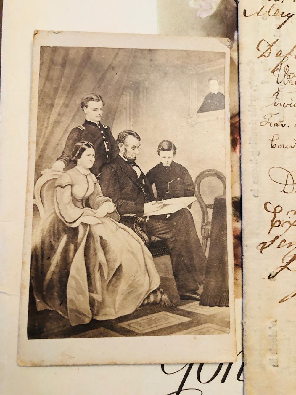 Lot 37: Lincoln and Civil War Memorabilia