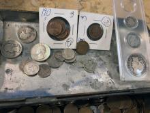 Lot 43: Estate Coins