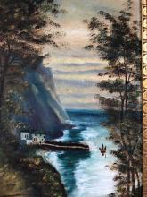 Lot 56: Pair of Landscape Oil Painting