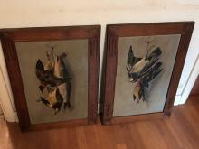 Lot 23: Pair of of Antique Oil Paintings