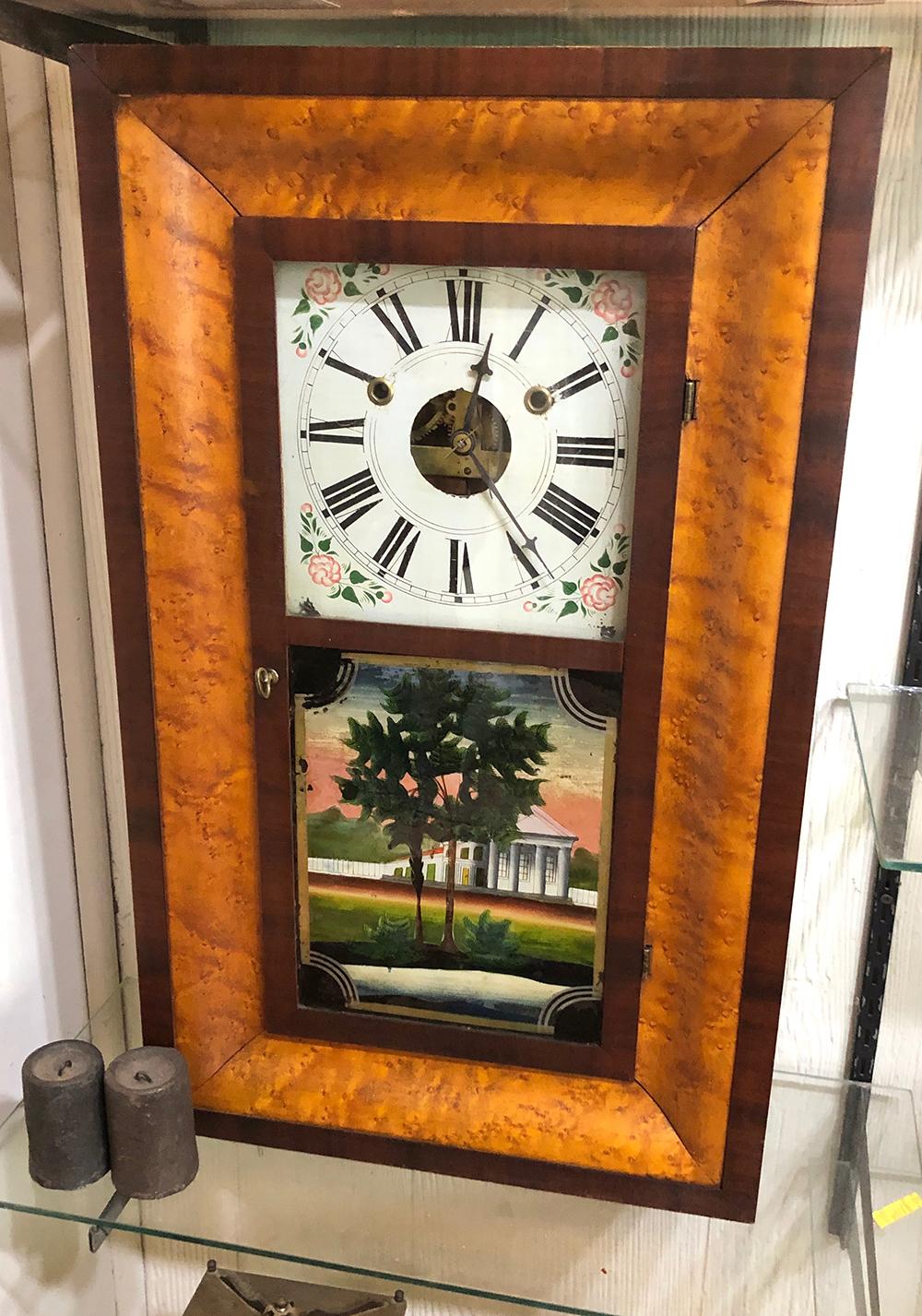 OG Shelf Clock