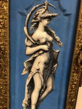 Lot 66: Pair of Antique Candle Sconces