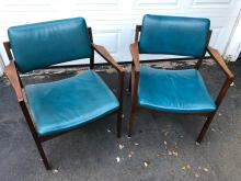 Lot 72: Domore Mid-Century Chairs