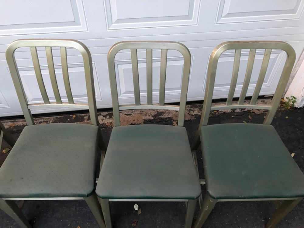 Lot 74: Matching Set of 8 Good Form Chairs