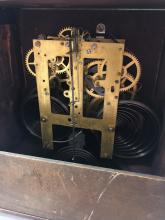 Lot 131: Sessions Mantel Clock