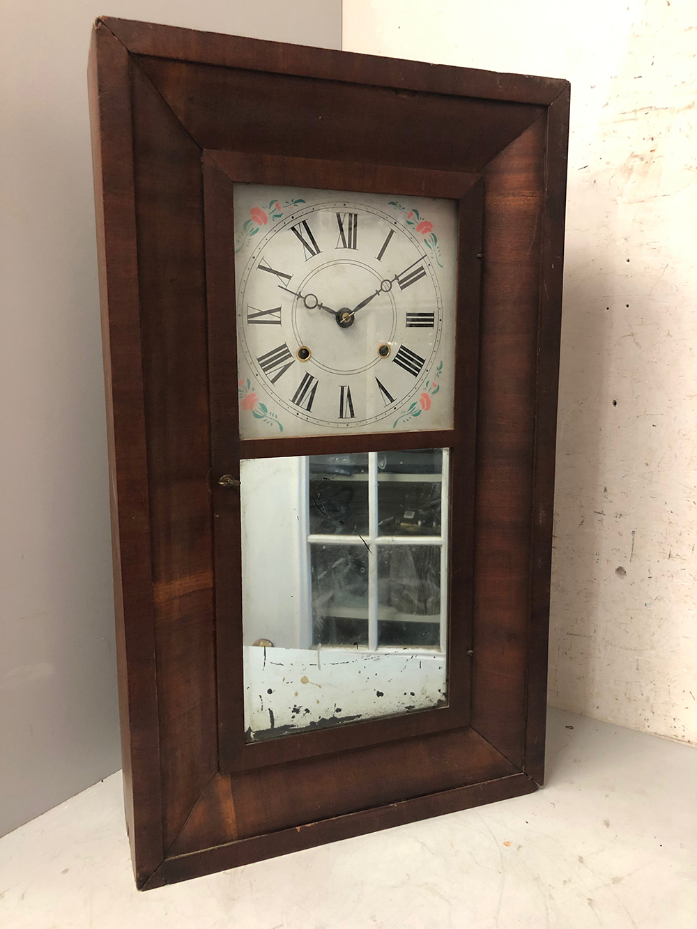Morse & Co. OG Mantel Clock