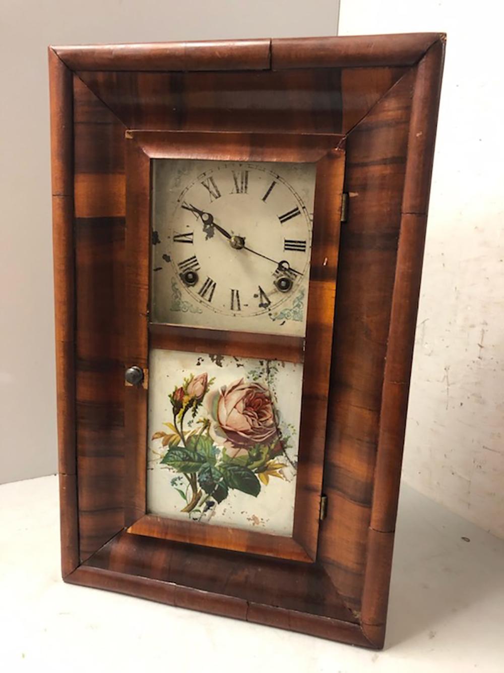 Mid Size OG Shelf Clock
