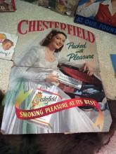 Lot 158: Vintage Advertising Featuring Helen Mueller