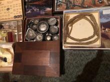 Lot 170: Trunk Full of Estate Treasures