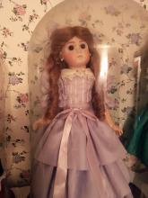 Lot 171: 3 Vintage Porcelain Dolls