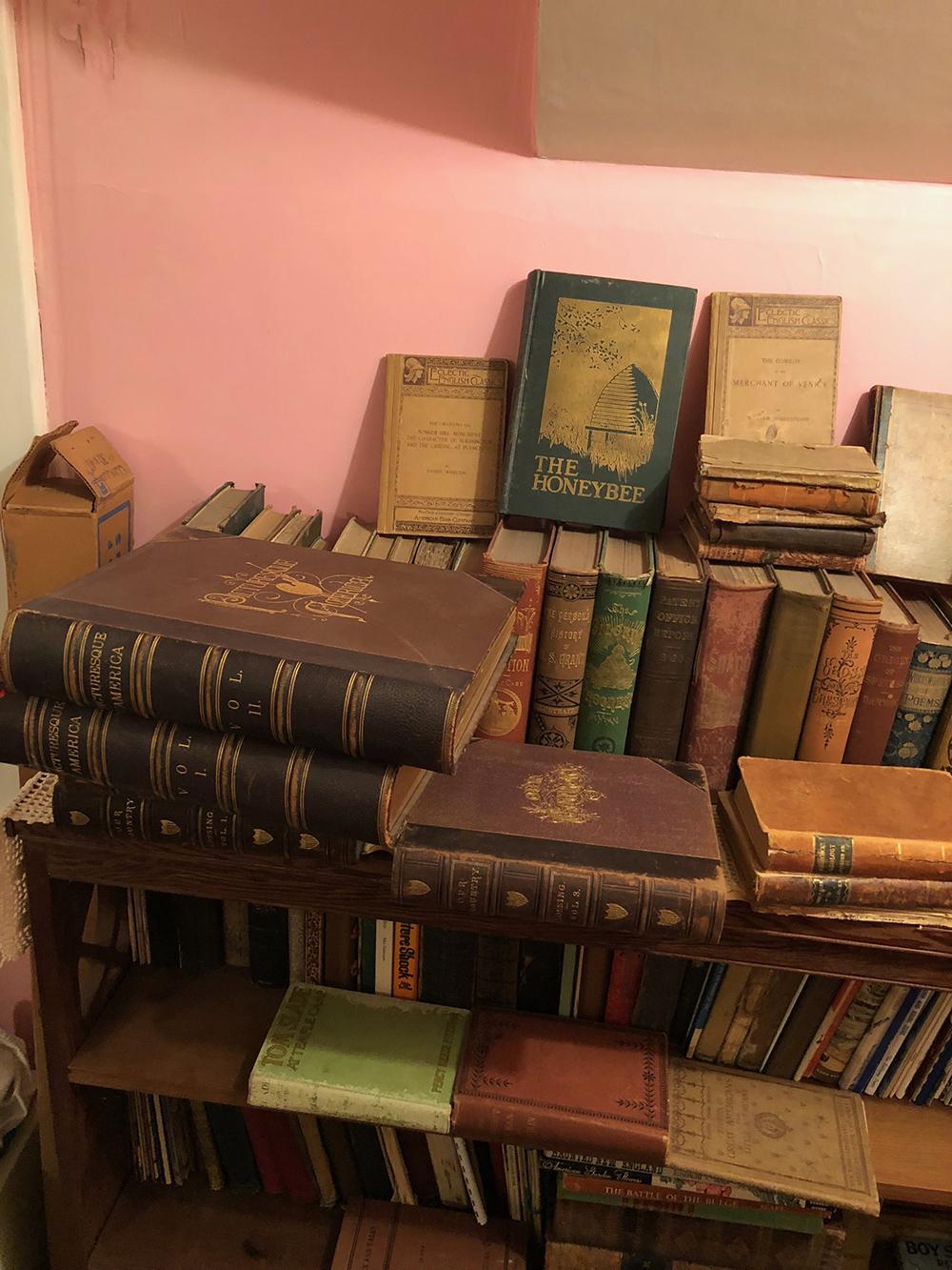 Lot 188: Estate Collection of Vintage Books