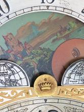 Lot 196: Herscede Grandfather Clock