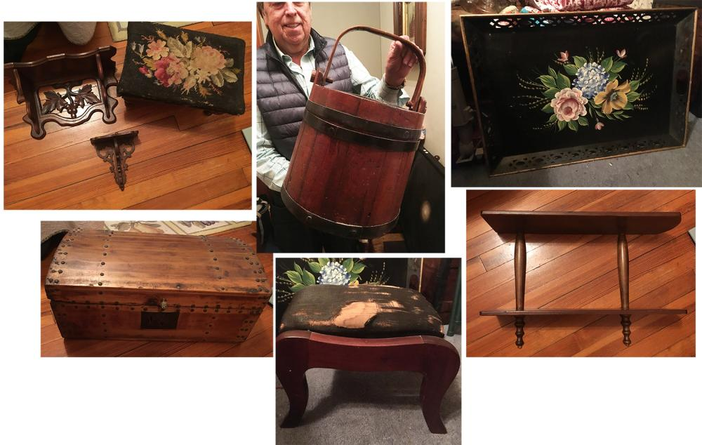 Estate Country Collectibles Lot
