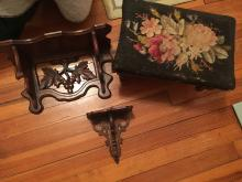 Lot 201: Estate Country Collectibles Lot