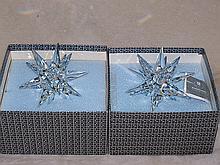 Swarovski Crystal Candleholders