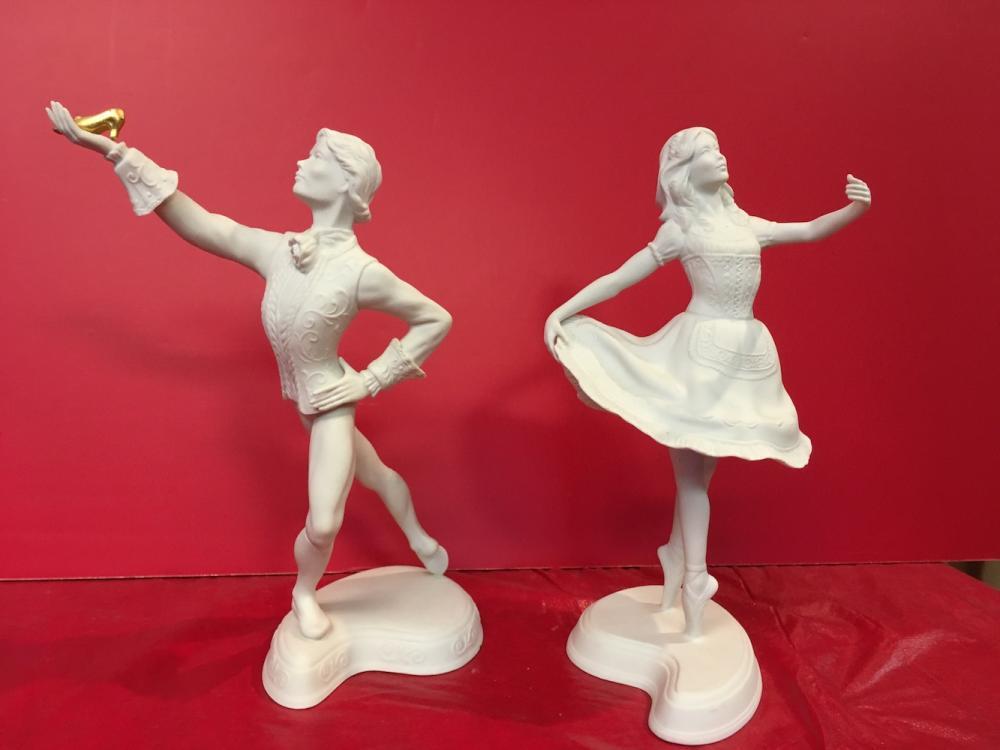Boehn Studios Porcelain Figurines