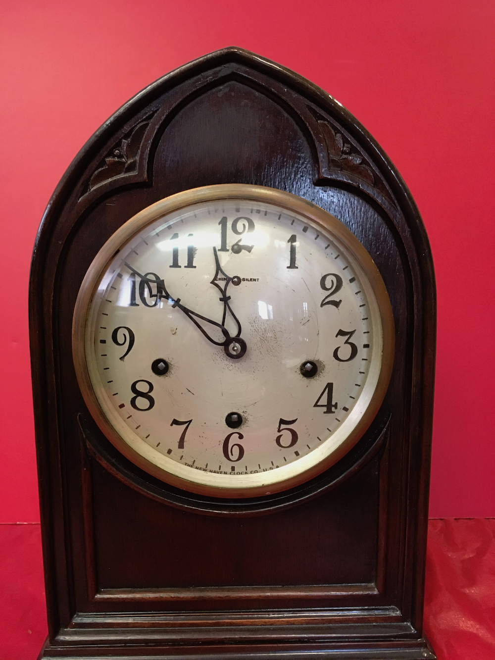 New Haven Shelf Clock