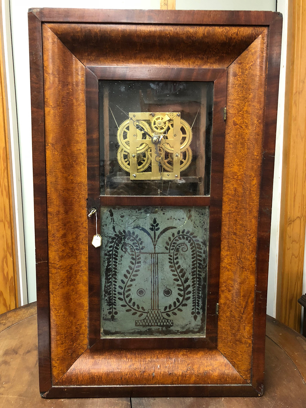 Welton & Co. OG Shelf Clock