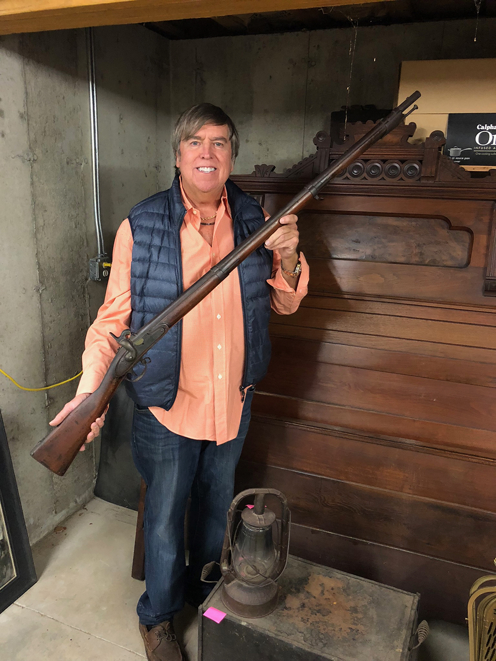 Harpers Ferry 1841 Musket