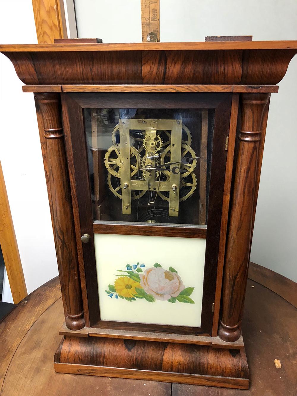 E.N. Welch Mantel Clock