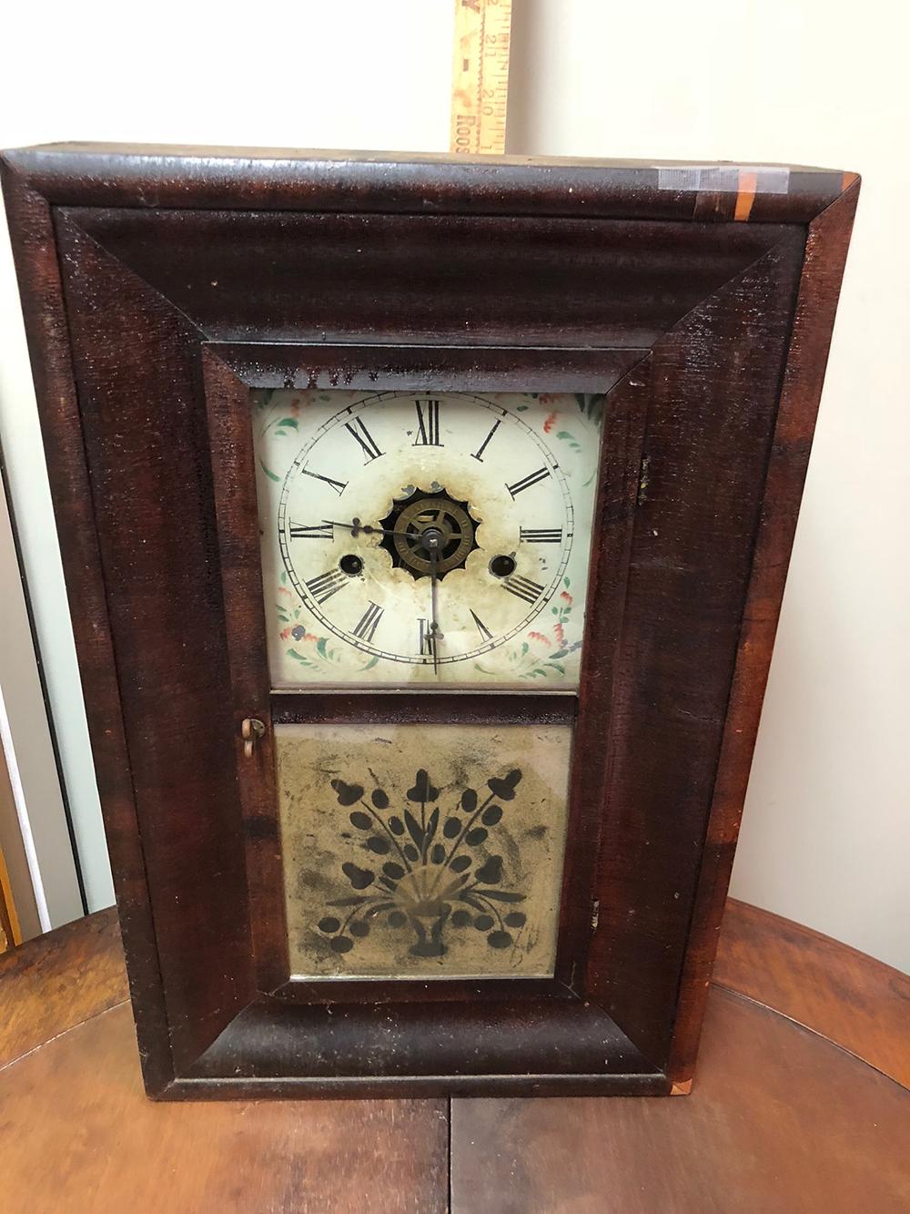 E.N. Welch OG Shelf Clock