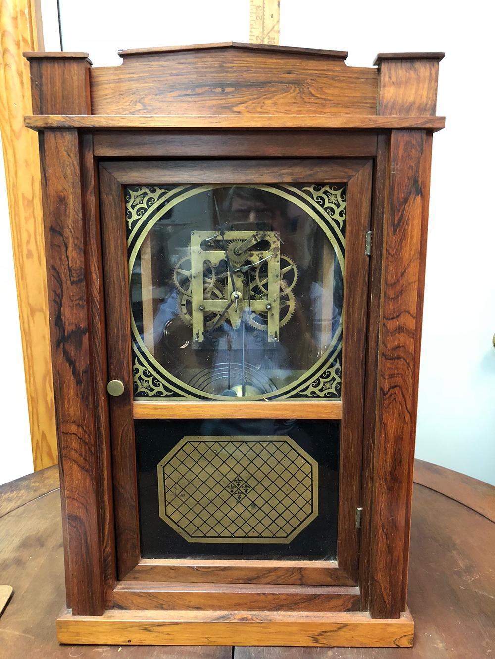 Waterbury Clock Company Mantel Clock
