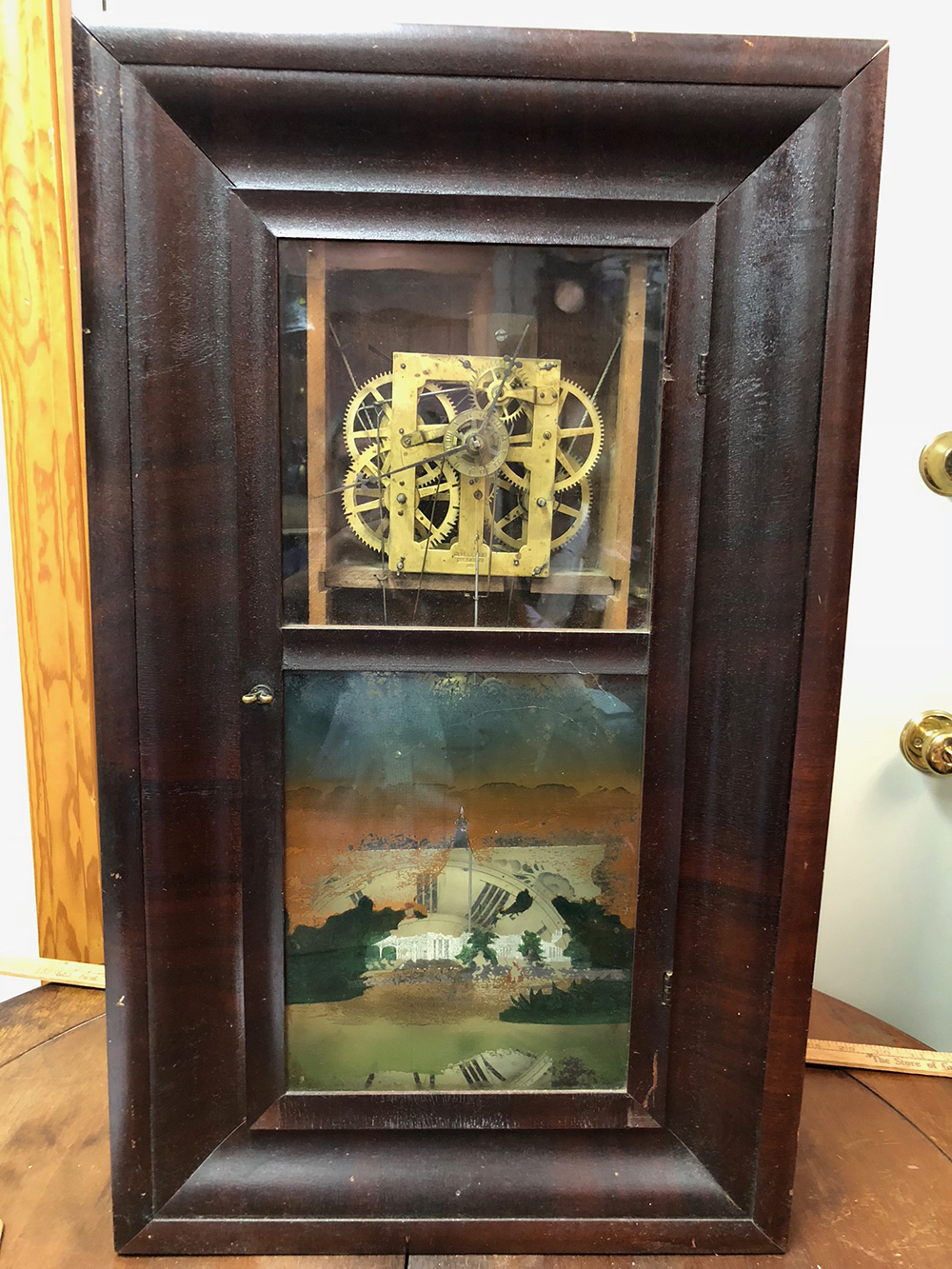 Waterbury Clock Co. OG Clock