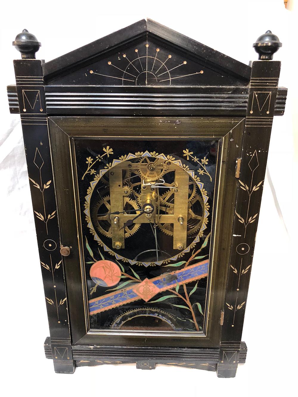 Jerome & Co. Shelf Clock