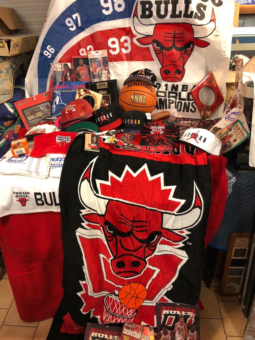 Michael Jordan Collection