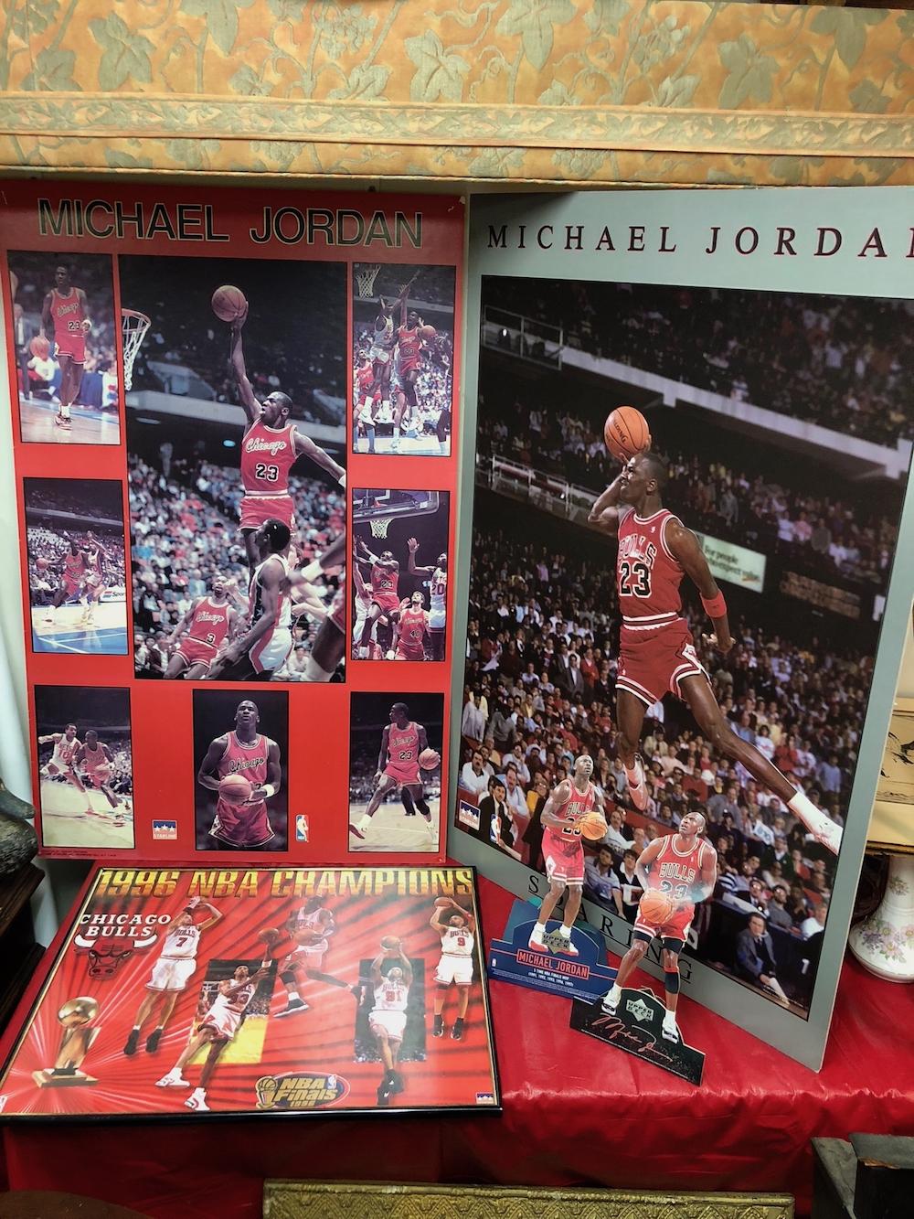 Michael Jordan Posters