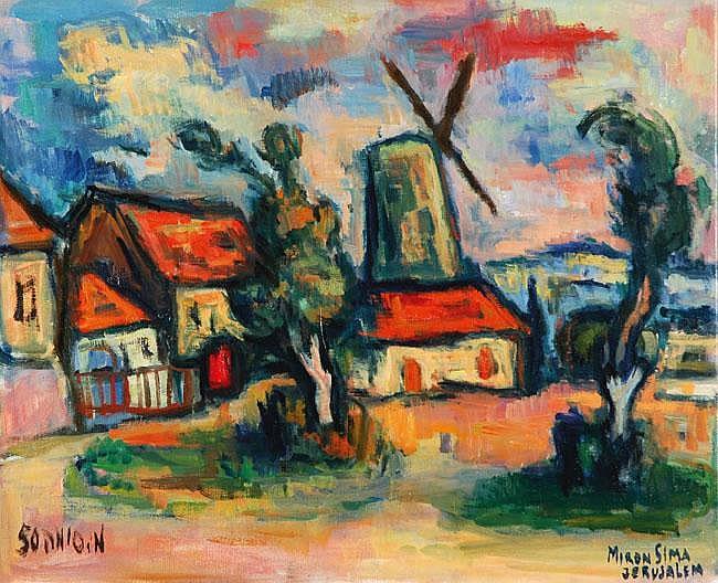 Miron Sima 1902-1999